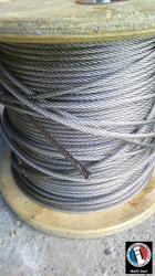 Cable inox 25 nu
